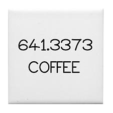 641.3373 Tile Coaster