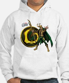 Loki Icon Jumper Hoody