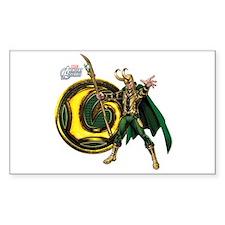 Loki Icon Decal