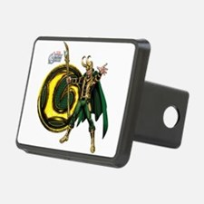 Loki Icon Hitch Cover