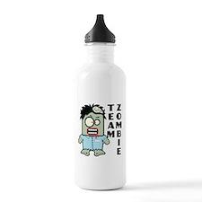 Team Zombie Sports Water Bottle