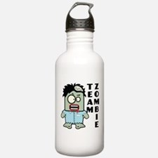 Team Zombie Sports Water Bottle