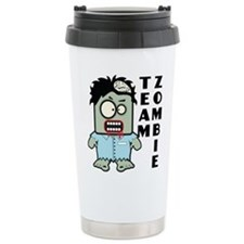 Team Zombie Travel Mug