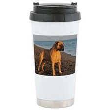 Bullmastiff Travel Mug