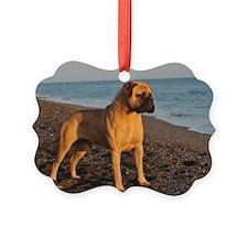 Bullmastiff Ornament
