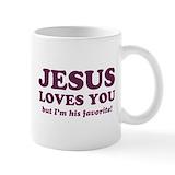 Religion Coffee Mugs