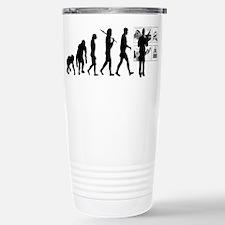 Advertising Evolution Travel Mug