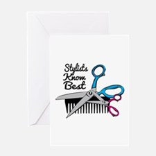 Stylists Know Best Greeting Cards