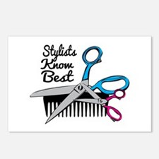 Stylists Know Best Postcards (Package of 8)