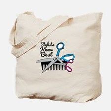 Stylists Know Best Tote Bag