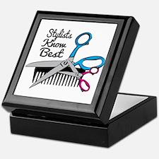 Stylists Know Best Keepsake Box