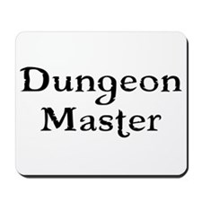 Dungeon Master Tabletop Fantasy RPG Mousepad