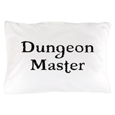 Dungeon Master Tabletop Fantasy RPG Pillow Case