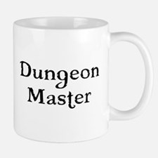 Dungeon Master Tabletop Fantasy RPG Mugs