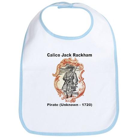 Calico Jack Rackham Pirate Bib