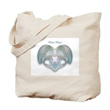 """A Dreamy Mask"" Canvas Tote Bag"