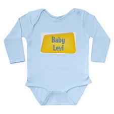 Baby Levi Body Suit