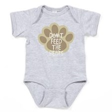 Don't Feed The Bears Baby Bodysuit