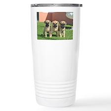 Bullmastiff Puppies Travel Coffee Mug