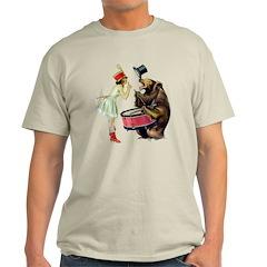 Drumming Bear T-Shirt