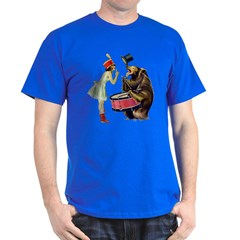 Drumming Bear T-Shirt