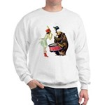 Drumming Bear Sweatshirt
