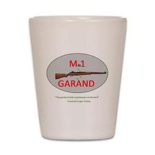 M1 Garand Shot Glass
