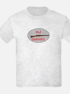 Kids M 1 Garand T-Shirt