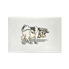 Farm Cow Bell Magnets