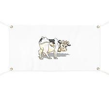 Farm Cow Bell Banner