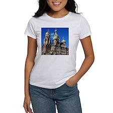 St. Petersburg, Russia Tee
