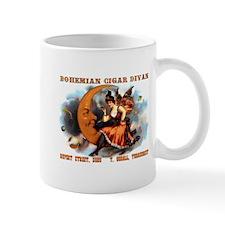 Bohemian Cigar Divan 1885 Mug Mugs