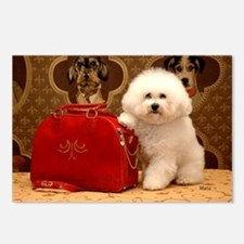 Bicho Frise y Bolso Postcards (Package of 8)