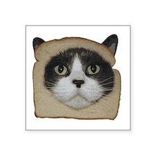 Breaded Inbread Cat Breading Sticker