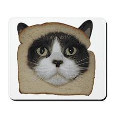 Breaded Inbread Cat Breading Mousepad