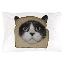 Breaded Inbread Cat Breading Pillow Case