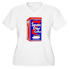 7 Day Coffee T-Shirt