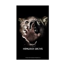 Hemlock Grove Inside Out Decal