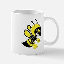 Bee Mascot Mugs
