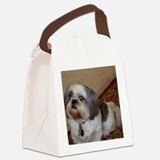 Unique Shih tzu Canvas Lunch Bag