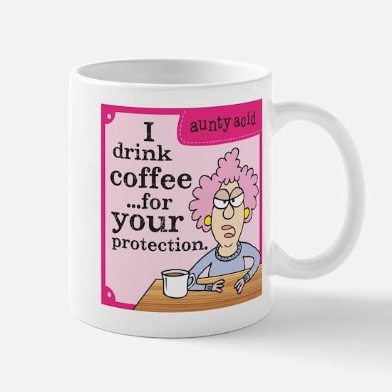Aunty Acid: Coffee Protection Mug