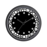 Bling Wall Clocks