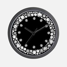 Diamond Infinity Wall Clock