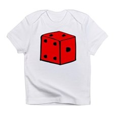 Red Dice Infant T-Shirt
