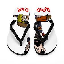 Raid Leader (Krom) Flip Flops