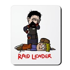 Raid Leader (Krom) Mousepad