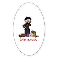 Raid Leader (Krom) Decal