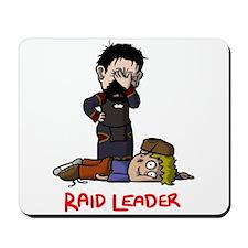 Raid Leader (Krom) Mousepad