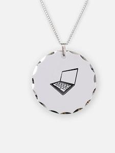 Mac Laptop Necklace