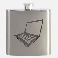 Mac Laptop Flask